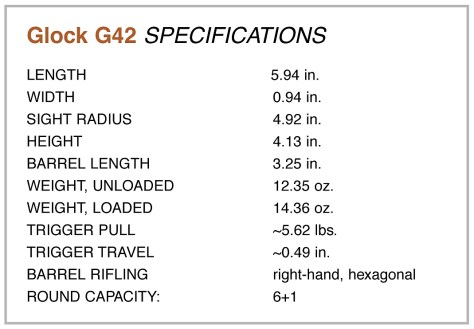 G42 specifications
