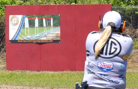 The Secure Firearms Products Mover Event Featuring Sig Shooter Tracie Rushing