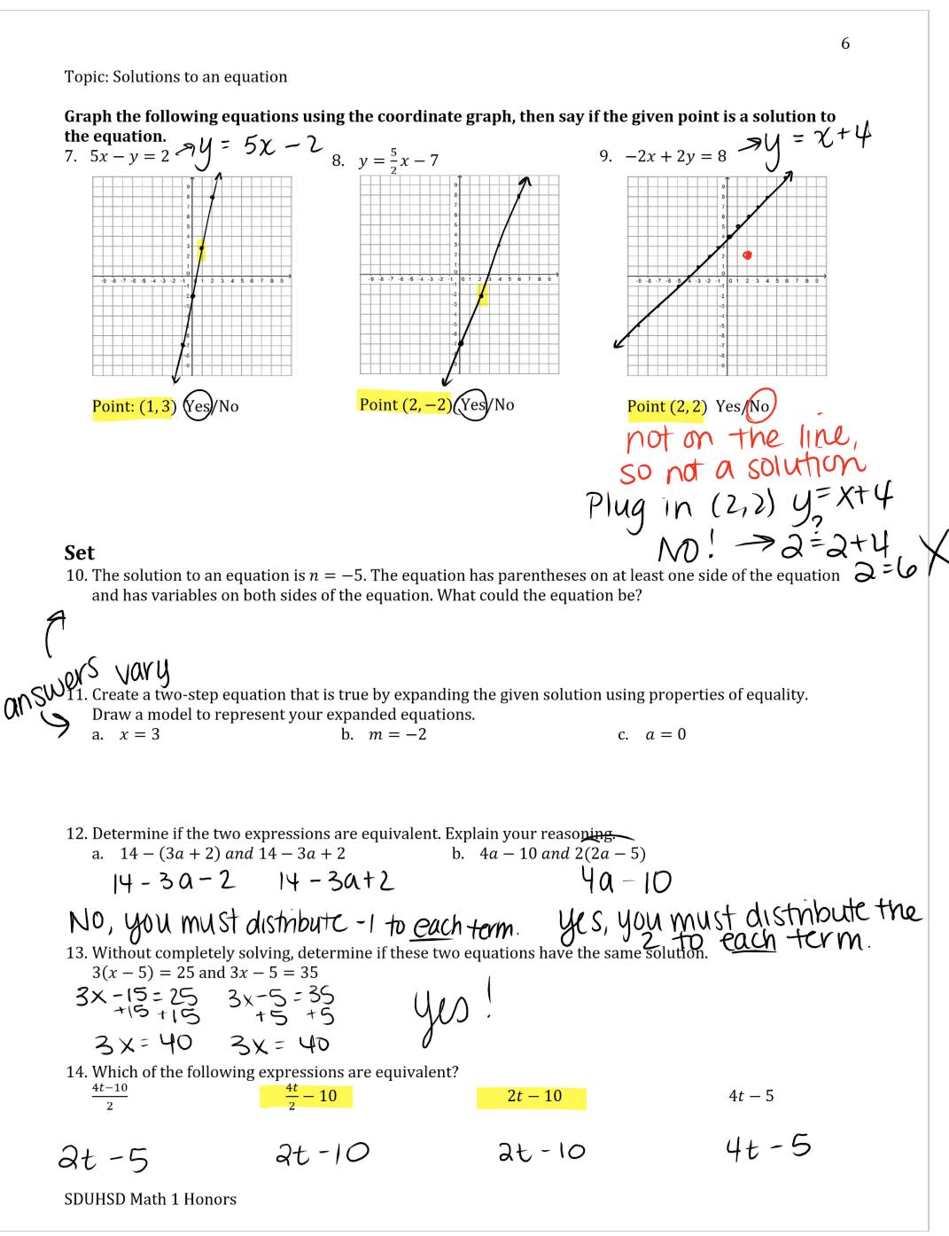 Module 03 Quiz Review Sheet