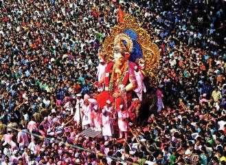 The Ganesha Festival