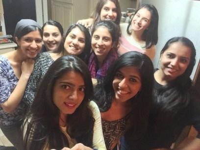 It's a Girls Night In!