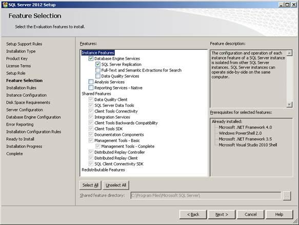 SQL Server Silent  unattended installation using configuration file (2/6)