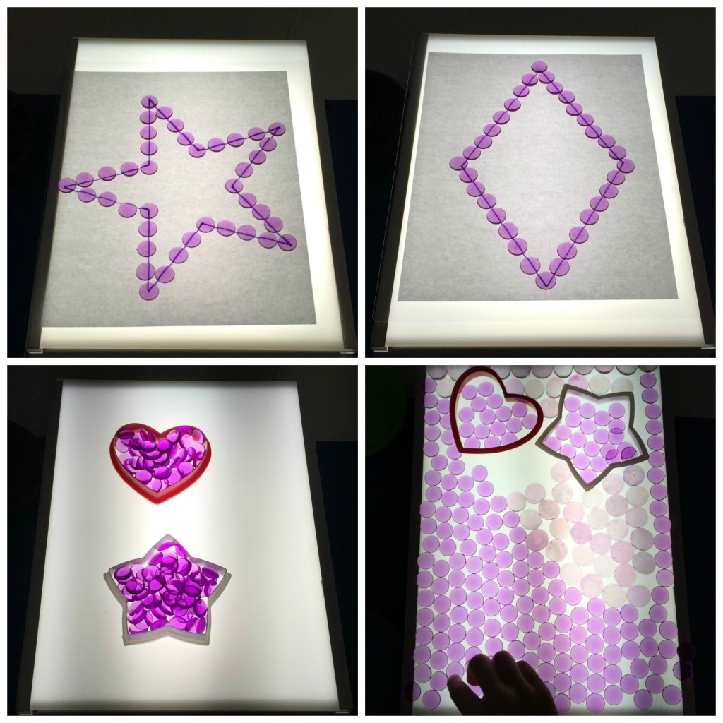 Light Activities In The Preschool Classroom