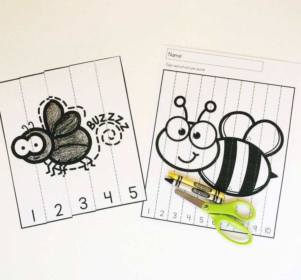 Insect Activities For The Preschool Classroom