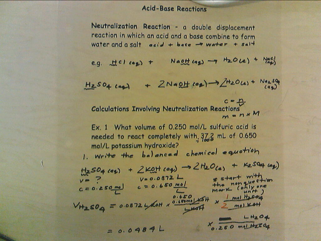 Unit 4 Solutions And Solubility