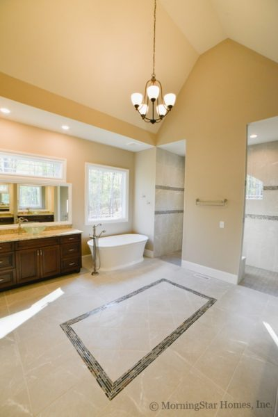 Harnett County Estate Owners Bath