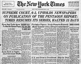 mstartzman / New York Times v US (1971) (fourth)