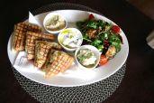 Caferino Oba plate