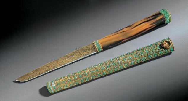 歷史上最貴的五把名刀,你能認出其中的幾把?必看!