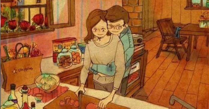 親愛的,希望你能遇到一個這樣的她