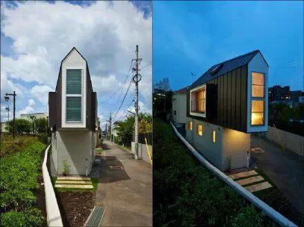 設計師喝多後設計出的14間房子,光看都醉了