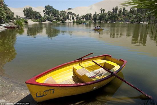 秘魯乾旱沙漠中的綠洲絕非海市蜃樓,而是一個夢幻小鎮,看完想住進去! 5