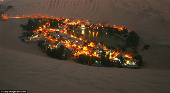 秘魯乾旱沙漠中的綠洲絕非海市蜃樓,而是一個夢幻小鎮,看完想住進去! 6