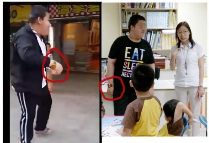 匿藏在香港男童(肖友懷),被發現曾於順利邨欺負路經兒童。 1