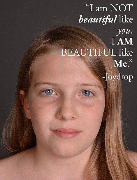 攝影師拍素顏女性:不化妝的自己其實也很美麗