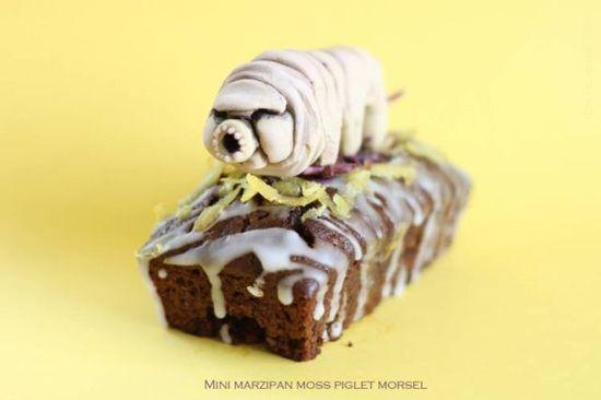 8個超美味但會讓你每晚做惡夢的驚悚甜點