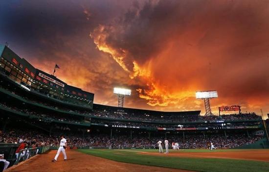 17張圖為你展示不一樣的天空