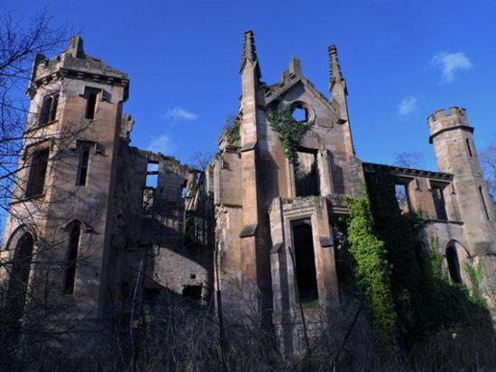 6所被遺棄的恐怖豪宅,變成了攝影師的探險樂園!