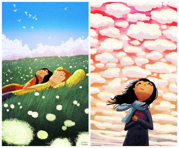兩個人的快樂VS一個人的美好!你更喜歡哪種感覺?