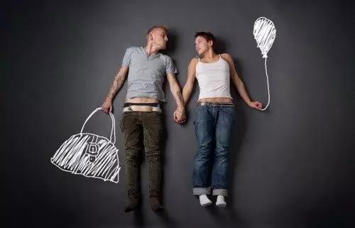結婚前後老公老婆的8個變化,看完你還相信愛情嗎?
