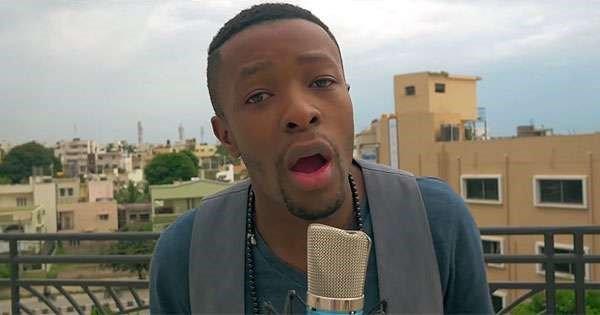 這位黑人說要翻唱周杰倫的稻香我本來覺得不可能,但聽完我竟然馬上重播了!