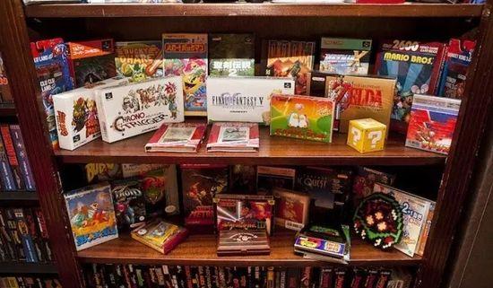 宅男界史上最佳女友:一屋子收藏4600款遊戲