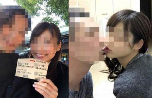 日本最美女主播跟人夫淫照風波後,人氣不降反升!