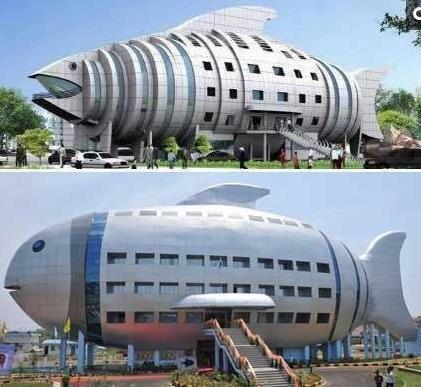 全世界最奇葩的房子,一起來開開眼界!