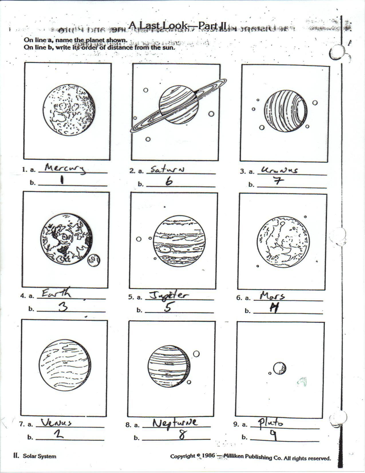 Worksheet Bill Nye Outer Space Worksheet Worksheet Fun