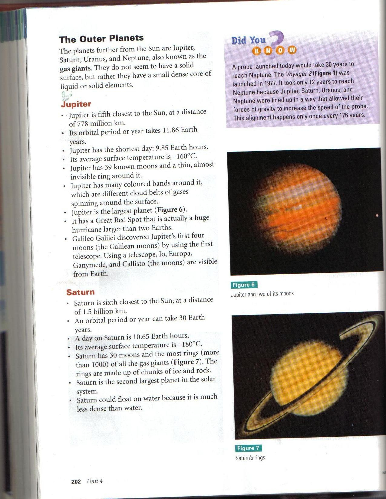 Ms Tostik S Science Page