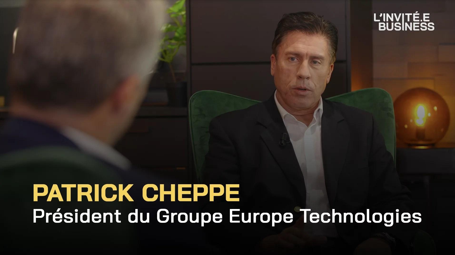 Patrick Cheppe