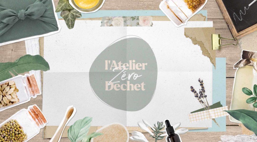 L'Atelier Zéro Déchet pour France 3 Pays de la Loire