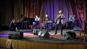 Музыканты клуба EverJazz собрали на концерте в Нижнем Тагиле 700 человек. «Фрэнк Синатра понятен любой публике»