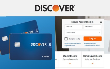Discover Login -  How to Login to Discover Online Banking | Discover Login Not Working