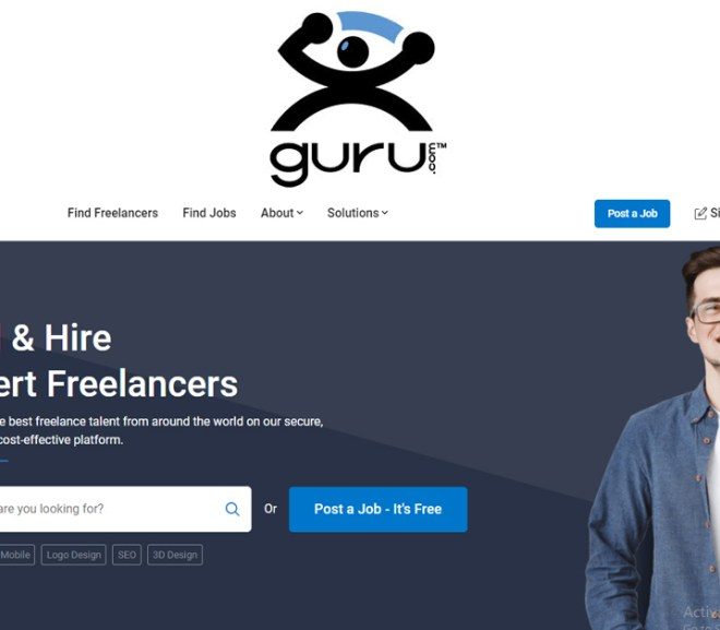 Guru Login – 3 Simple Step to Log In to Hire Freelancers and Find Freelance Jobs Online
