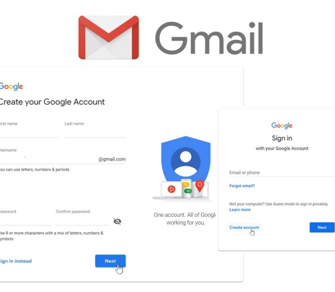 Create Gmail Login – How to Make a Gmail Account | Gmail Login New Account