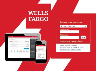 Wells Fargo Bank Login - Sign On to View Your Wells Fargo Accounts | Wells Fargo