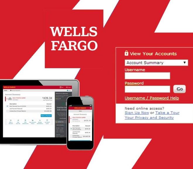 Wells Fargo Bank Login – Sign On to View Your Wells Fargo Accounts | Wells Fargo