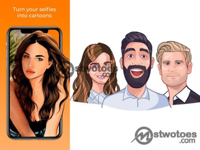 Cartoon Yourself - How to Turn Yourself into a Cartoon | Cartoon Yourself App