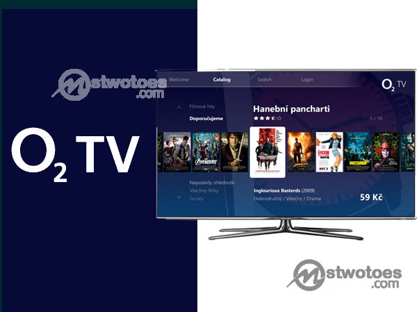 O2 TV – Overview of O2 TV channels | O2TV.CZ TV Program
