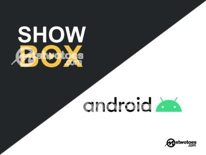 ShowBox APK - Download Latest Version of ShowBox APK for Android 2020 | Showbox APK Download