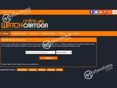 WatchCartoonOnline - Illegal Website to Watch Cartoons Online Free | Thewatchcartoon | WatchCartoonOnline.com