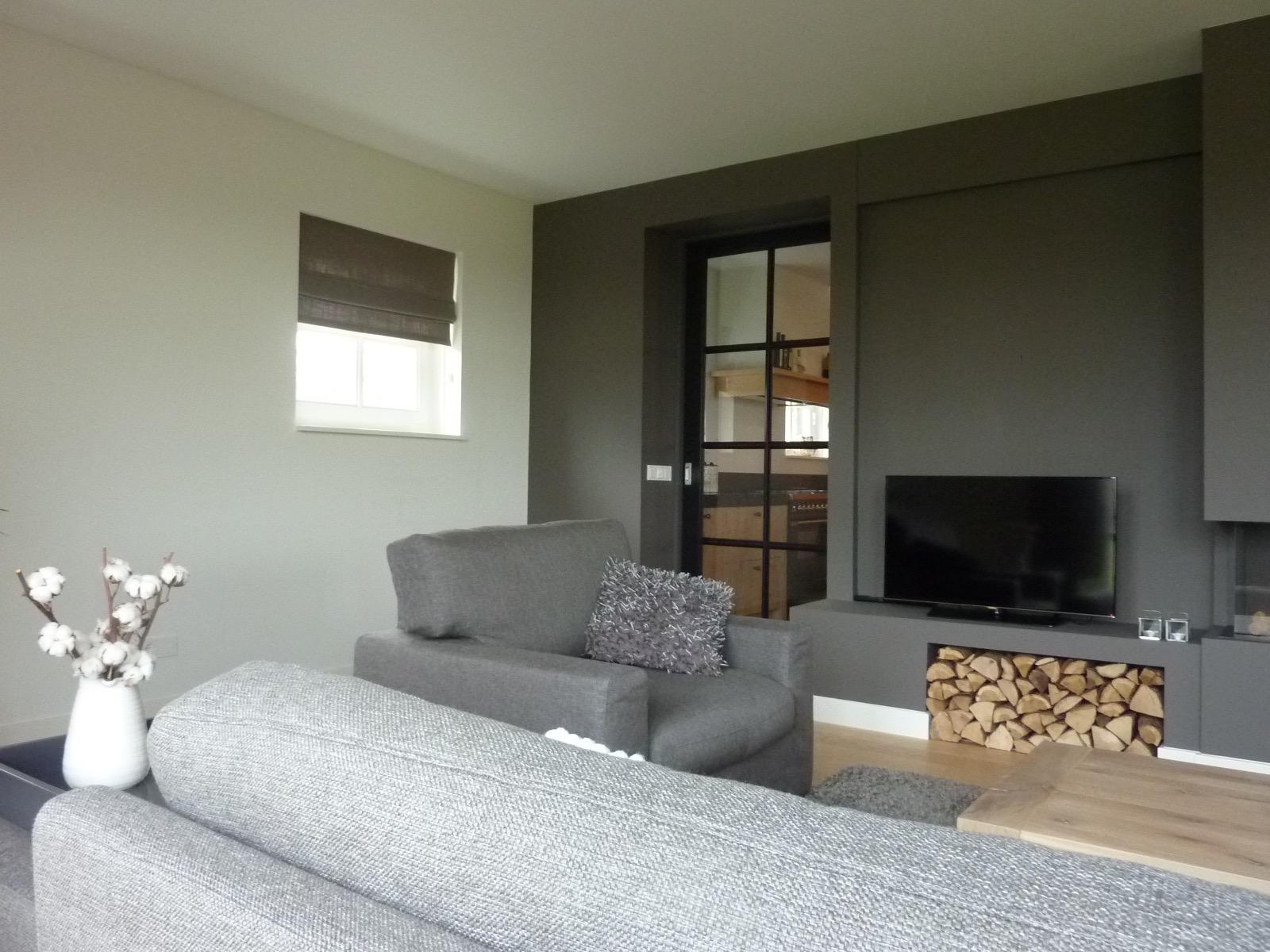 Landelijke woonkamer m style for Woonkamer style