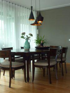 Eetkamer M Style interieur