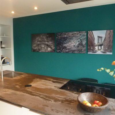 M Style interieur keuken
