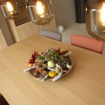 Eettafel M Style interieur