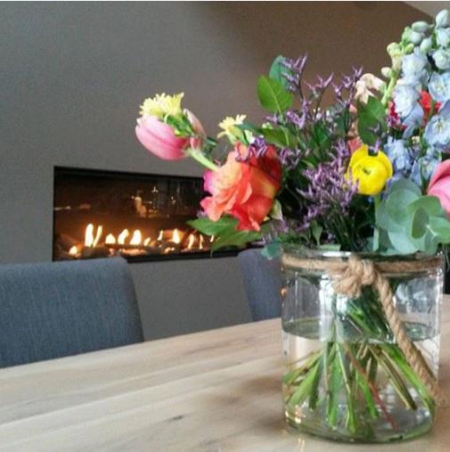 Bloemen M Style interieur
