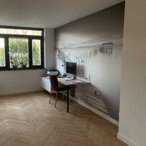 Thuiswerkplek M Style interieur