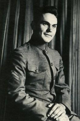 Arno J. Erdman, Circa 1918 (A006445)