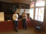The Presenters, Julie and Marie